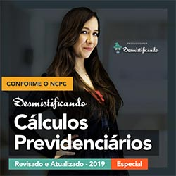 Desmistificando Cálculos Previdenciários - Curso de Alessandra Strazzi