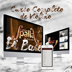 Spalla Di Base - Curso Iniciante de Violino