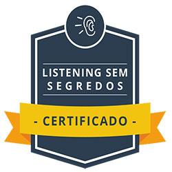 Curso Listening Sem Segredos