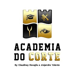 Academia do Corte by Claudiney Ravaglia e Alejandro Valente - Curso