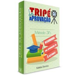 eBook Tripé da Aprovação - Kalebe Dionísio