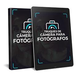 eBook Truques de Câmera para Fotógrafos