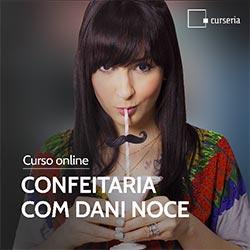 Confeitaria Com Dani Noce - Curso