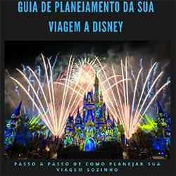 Guia de Planejamento da sua viagem a Disney - eBook