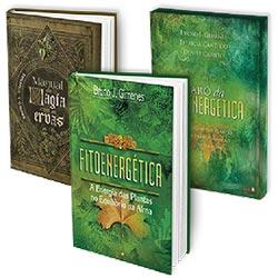 Trilogia de Livros Fitoenergética - Luz da Serra Editora