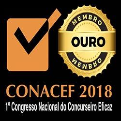 CONACEF 2018 - Acesso Ouro