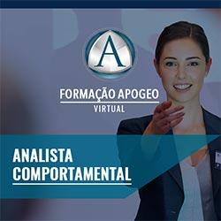 Formação Analista APOGEO - Virtual - Analista Comportamental
