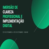 Imersão de Clareza Profissional e Implementação Digital 5.0