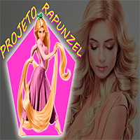 Projeto Rapunzel - Método 2cm
