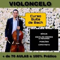 Curso de Violoncelo - Suíte de Bach - Prelúdio