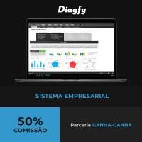 Diagfy - Diagnóstico Empresarial e Consultoria Self-Service em Excel - Versão 4.0