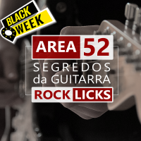 Curso Area 52 Segredos da Guitarra - Rock Licks