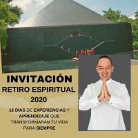 Retiro Espiritual 2020 + Certificación Coach
