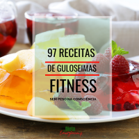 97 Receitas de Guloseimas Fitness