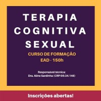 Terapia Cognitiva Sexual: Curso de Formação à Distância