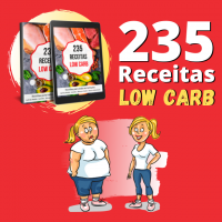 235 Receitas Low Carb