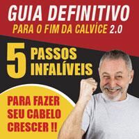 Guia Definitivo para o Fim da Calvície 2.0