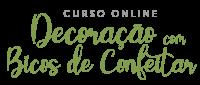 Curso Online Decoração com Bicos de Confeitar