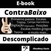 e-Book Contrabaixo descomplicado