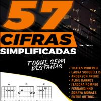57 Cifras Gospel Simplificadas (Toque Sem pestanas)