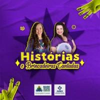 Curso On-line de Histórias e Brincadeiras Cantadas