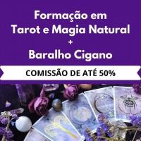 Formação Completa em Tarot e Magia Natural