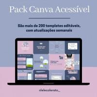 Pack Canva Acessível