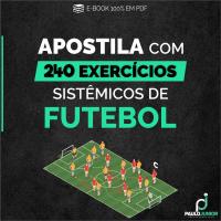 240 Atividades de Futebol em Forma de Jogos Reduzidos