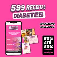 599 Receitas Diabetes - Aplicativo e Ebooks