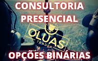 Mentoria e Consultoria Presencial de Opções Binárias Oluas Trader Iq Option Binomo