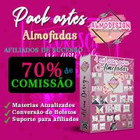 Pack Artes Almofadas