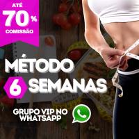Método 6 Semanas - Grupo Vip no Whatsapp